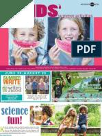 Kids Summer Activities 2014