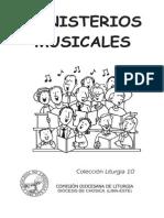 10 Ministerios Musicales