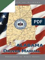 Alabama Drivers Manual 2012