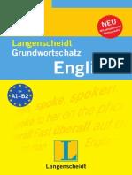 Langenscheidt Grundwortschatz Englisch