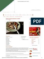 Carne de Miel Marinata Cu Cartofi - Culinar