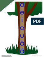 Copacul vocalelor