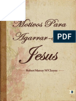 Motivos Para Agarrar Se a Jesus Robert Murray MCheyne