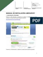 Manual Insta Laci on Lime Survey