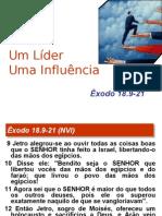 TADEL- UM LIDER UMA INFLUÊNCIA