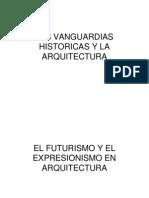 lasvanguardiashistoricasylaarquitectura-121204150631-phpapp01