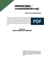 2006 Textos Escolhidos UERJ Dar Rum Ao Orixa-libre