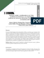 Calderón et.al. (2013)-Territorios Rurales y Neoliberalismo en Chile. Conflictos económicos y sus expresiones políticas en zonas de vitivinícolas, forestales e industrias salmoneras