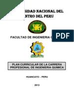 [FIQ UNCP] Plan.curricular.2013