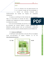 Manual DotProject 2.10