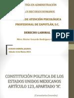 Maestria Administracion Recursos Humanos.ley Federal Del Trabajo Gerardo