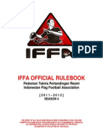 Iffa Official Rulebook