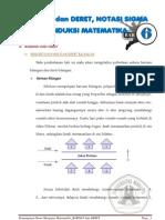 Materi Baris Dan Deret Kelas XII_sem.2