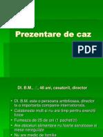 12 - Prezentare de Caz DZ