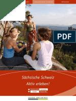 Aktiv Elbsandsteingebirge Deutsch