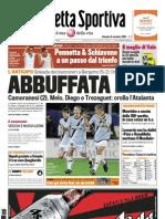 La Gazzetta Di Domenica 8 Novembre