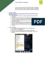 Pasos para Instalacion Plataforma Live Meeting.pdf