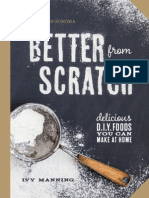 Better From Scratch Cookbook