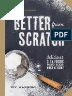 Better From Scratch Cookbook