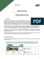 EN10 PISIS GuiaInstalacionPISISClienteNeo v 1.6