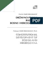 Dtzavno-pravni Razvitak BiH