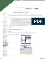Cómo Instalar Algunos Componentes Habituales en Borland Delphi 6 Proyecto AjpdSoft