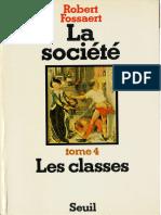 La Societe Tome 4 Annexe