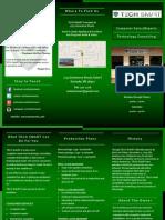 tech smart brochure