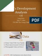 development presentation
