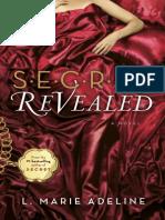 Secret Revealed by L. Marie Adeline