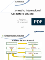 Analisis Normativo Internacional Gas Natural Licuado