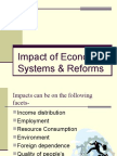 4 Impact of Economic Systems & Reforms