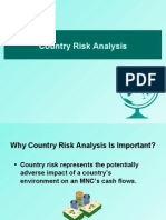 6 Country Risk