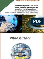 9 Evolution of Forex