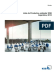 Catalogo_Argentina-data de Valvulas