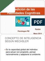 Presentacion Wisc III