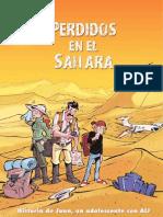Perdidos en El Sahara - adolescentes con artritis idiopatica juvenil