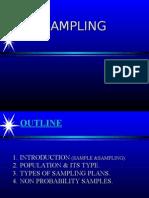 Final Sampling PPT