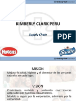 Kimberly Clark - Inventario