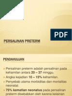 123314580 Persalinan Preterm