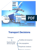 Transport Decision