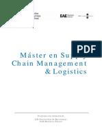 Master en Supply Chain Management & Logistics