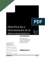 Hidraulica Informe 2 (100%)