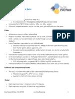 socal premier 2014 league rules - u23
