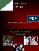 Programas de Salud y Seguridad