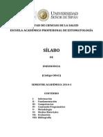 SILABO ENDODONCIA