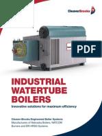 Industrial Watertube Brochure