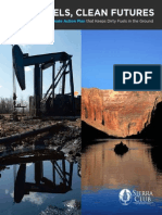 Dirty Fuels Clean Futures Report 2014