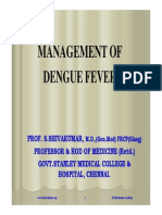 Management of Dengue Fever Ppt