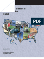 USGS Water Use 2005